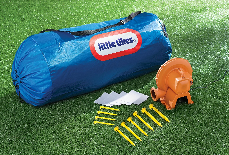 Easy to pack - Little Tikes Jump 'n Slide Bouncer
