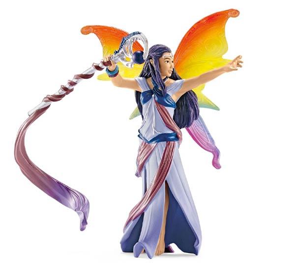 7 Top Quality Toy Figurines At Under $10:  Schleich Nayara Toy Figure