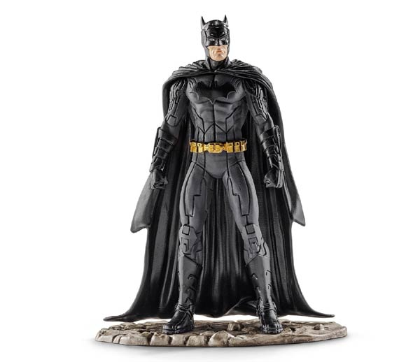 7 Top Quality Toy Figurines At Under $10:  Batman figurine