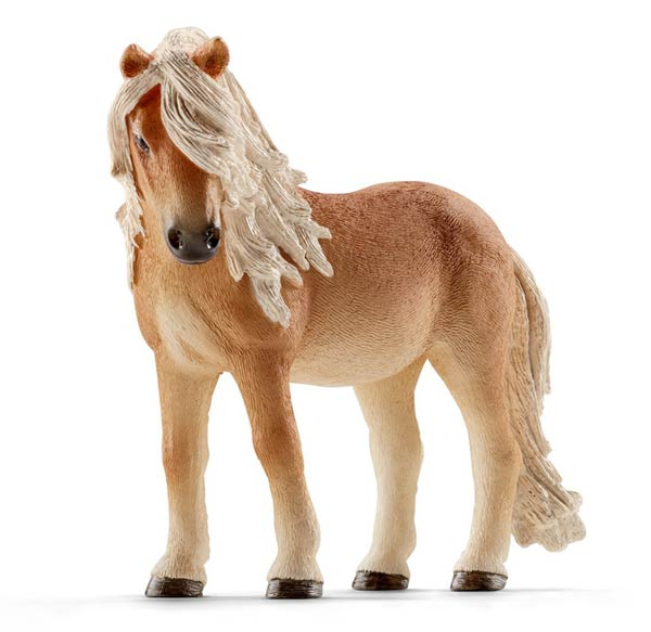 7 Top Quality Toy Figurines At Under $10:  Schleich Icelandic Pony Mare Toy Figure