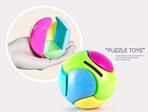 7 Novelty Coin Banks For Kids: puzzle coin bank