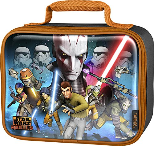 11 stunning Star Wars Lunch Boxes that Kids Will Love: star wars lunch