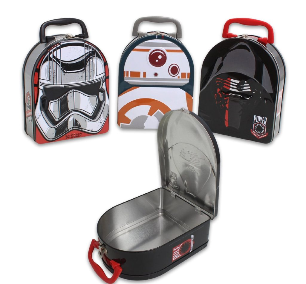 star wars tin lunch boxes